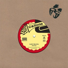 "(7"") PHIL PRATT - SAFE TRAVEL / SAFE TRAVEL RHYTHM"