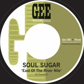 "(7"") SOUL SUGAR - EAST OF THE RIVER NILE / VERSION"