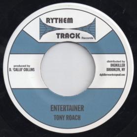 "(7"") TONY ROACH - ENTERTAINER"