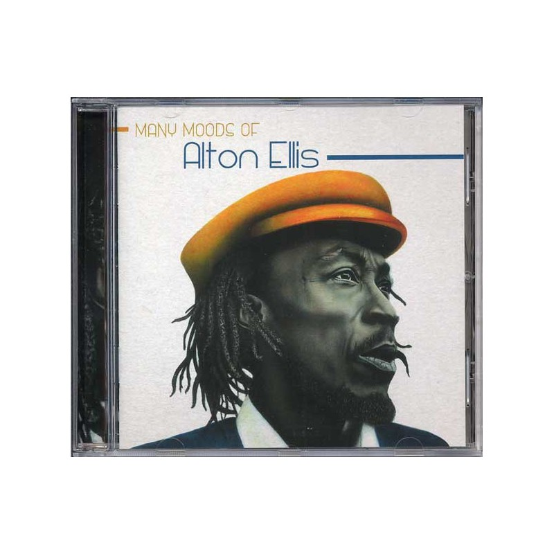 (CD) ALTON ELLIS - MANY MOODS OF ALTON ELLIS