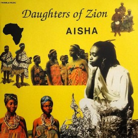 (LP) AISHA - DAUGHTERS OF ZION