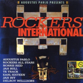(LP) AUGUSTUS PABLO PRESENTS ROCKERS INTERNATIONAL VOL. 1