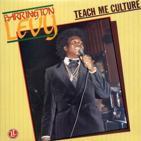 (LP) BARRINGTON LEVY - TEACH ME CULTURE