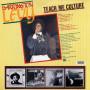 (LP) BARRINGTON LEVY - TEACH ME CULTURE