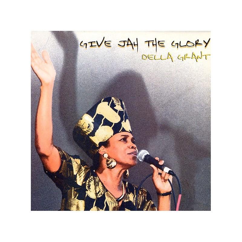 (LP) DELLA GRANT - GIVE JAH THE GLORY