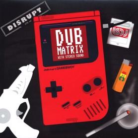 (LP) DISRUPT - DUB MATRIX WITH STEREO SOUND