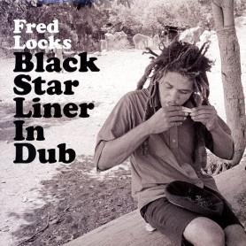 (LP) FRED LOCKS - BLACK STAR LINER IN DUB