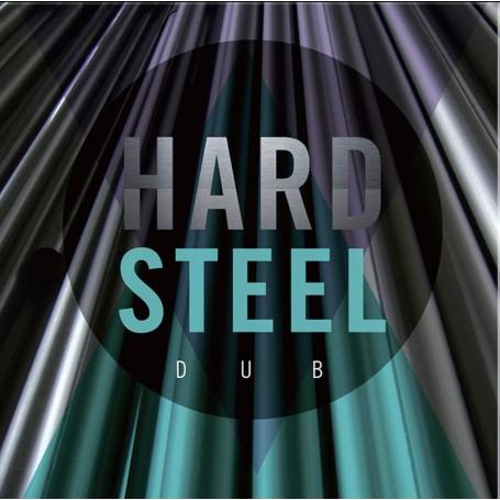 (LP) HARD STEEL DUB