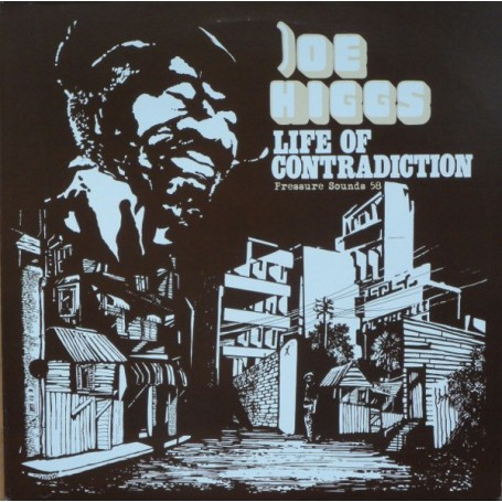 (LP) JOE HIGGS - LIFE OF CONTRADICTION