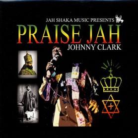 (LP) JOHNNY CLARKE - PRAISE JAH - JAH SHAKA