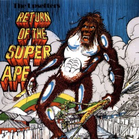 (LP) LEE PERRY - RETURN OF THE SUPER APE