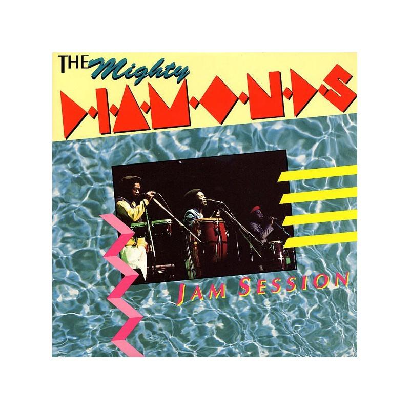 (LP) MIGHTY DIAMONDS - JAM SESSION