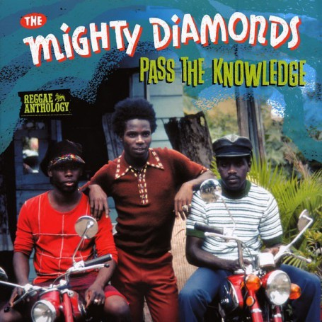 (LP) MIGHTY DIAMONDS - PASS THE KNOWLEDGE