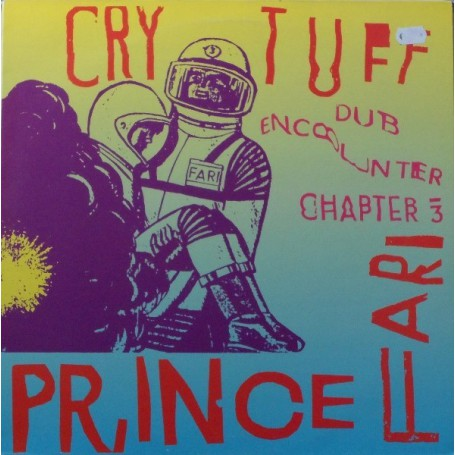 (LP) PRINCE FAR I - CRY TUFF DUB ENCOUNTER CHAPTER 3
