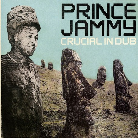(LP) PRINCE JAMMY - CRUCIAL IN DUB