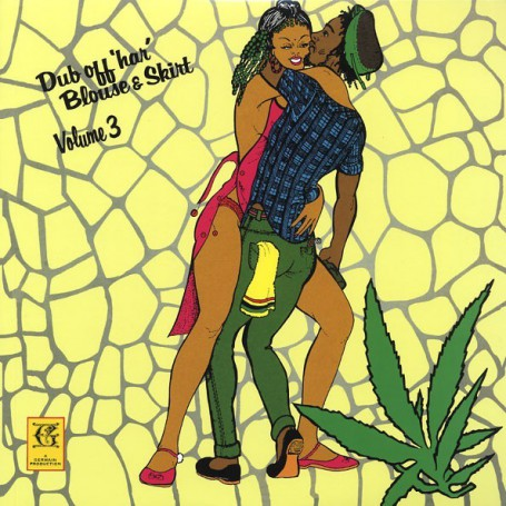(LP) REVOLUTIONARIES - DUB OFF HER BLOUSE & SKIRT VOLUME 3