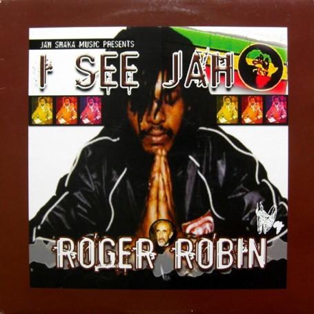 (LP) ROGER ROBIN - I SEE JAH (JAH SHAKA)