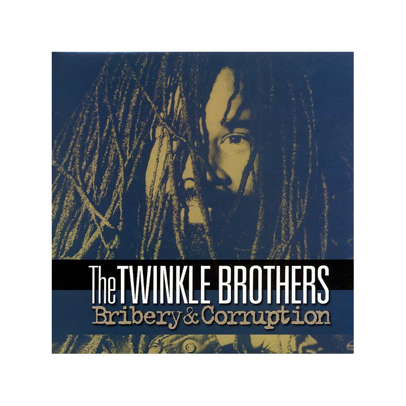 (LP) TWINKLE BROTHERS - BRIBERY & CORRUPTION