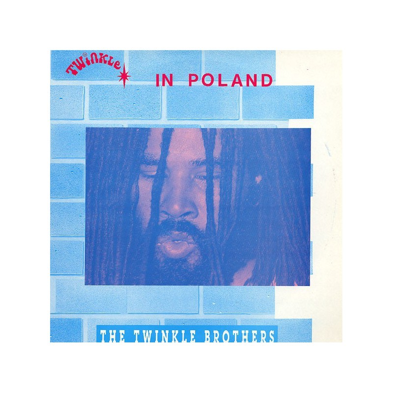 (LP) TWINKLE BROTHERS - IN POLAND