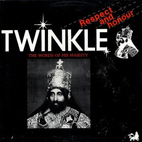 (LP) TWINKLE BROTHERS - RESPECT & HONOUR