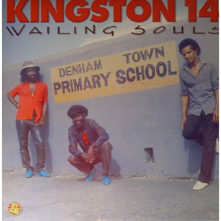 (LP) WAILING SOULS - KINGSTON 14