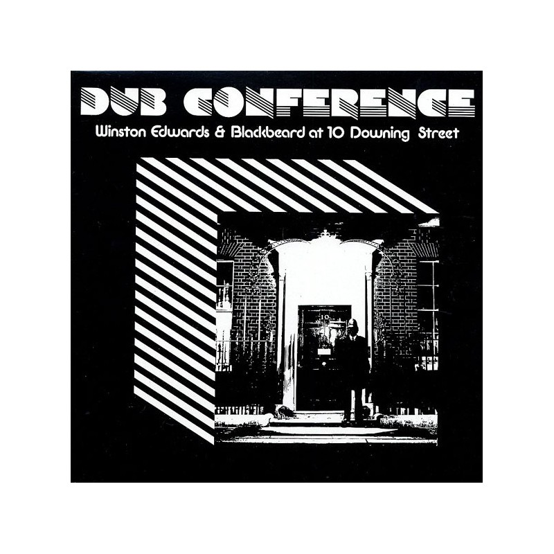 (LP) WINSTON EDWARDS, DENNIS BOVELL - DUB CONFERENCE : WINSTON EDWARDS & BLACKBEARD AT 10 DOWNING STREET