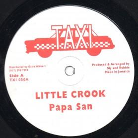 "(12"") PAPA SAN - LITTLE CROOK"