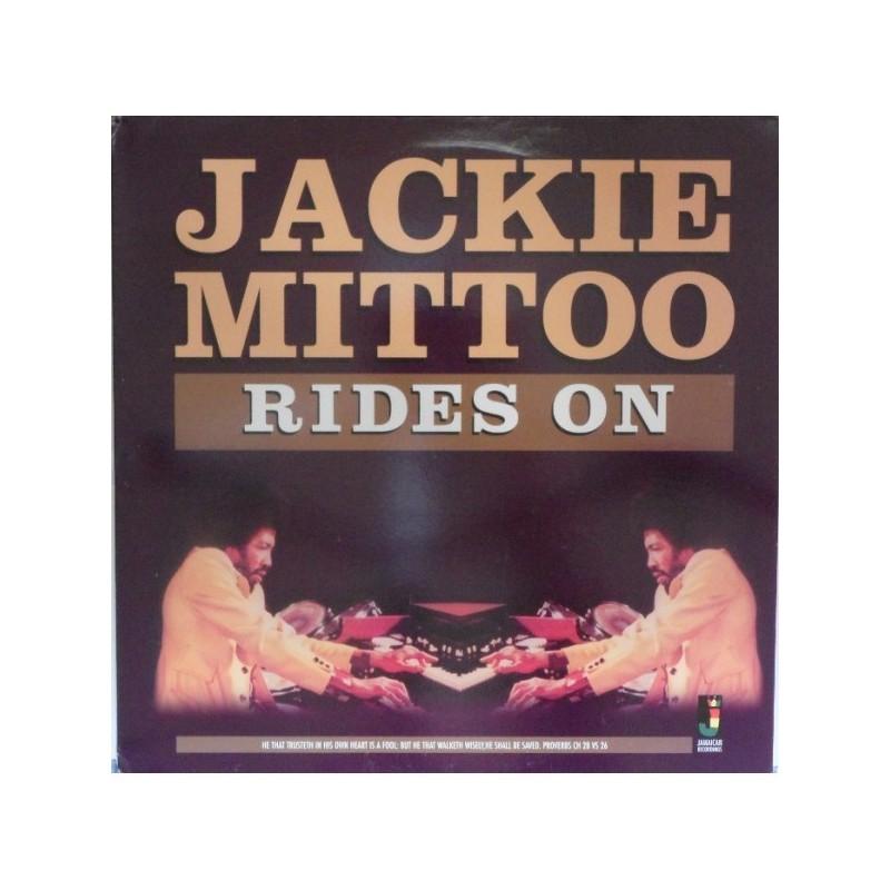 (LP) JACKIE MITTOO - RIDES ON