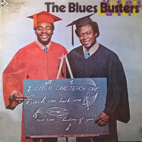 (LP) THE BLUES BUSTERS - EACH ONE TEACH ONE