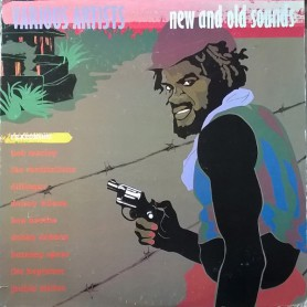 (LP) VARIOUS ARTISTS - NEW AND OLD SOUNDS
