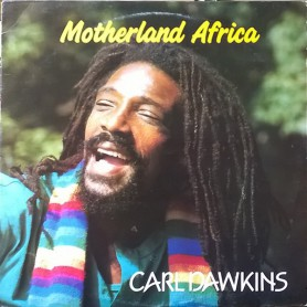 (LP) CARL DAWKINS - MOTHERLAND AFRICA