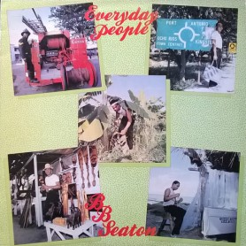 (LP) BB SEATON - EVERYDAY PEOPLE