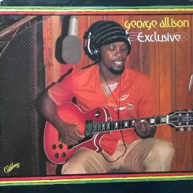 (LP) GEORGE ALLISON - EXCLUSIVE