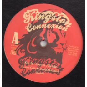 "(12"") CAROL COLE - SETTLE DOWN / LEE PERRY & ZAP POW - DUB"