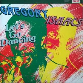 (LP) GREGORY ISAACS - LET'S GO DANCING