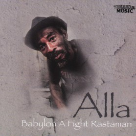 (LP) ALLA - BABYLON A FIGHT RASTAMAN