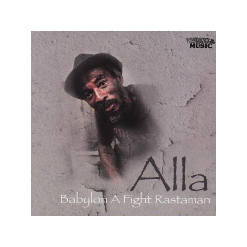(LP) ALLA - BABYLON A FIGHT RASTAMAN