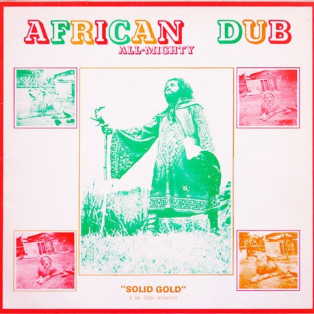 (LP) JOE GIBBS & THE PROFESSINALS - AFRICAN DUB ALL MIGHTY CHAPTER 1