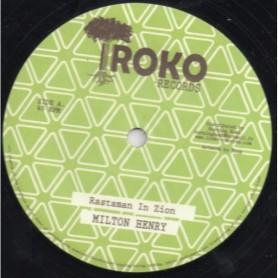 "(12"") MILTON HENRY - RASTAMAN IN ZION"