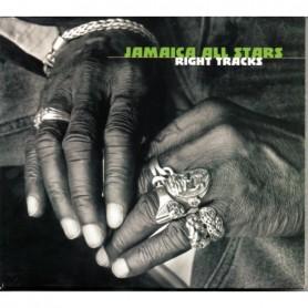 (CD) JAMAICA ALL STARS - RIGHT TRACKS
