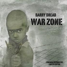 """(12"""") BARRY DREAD - WAR ZONE"""