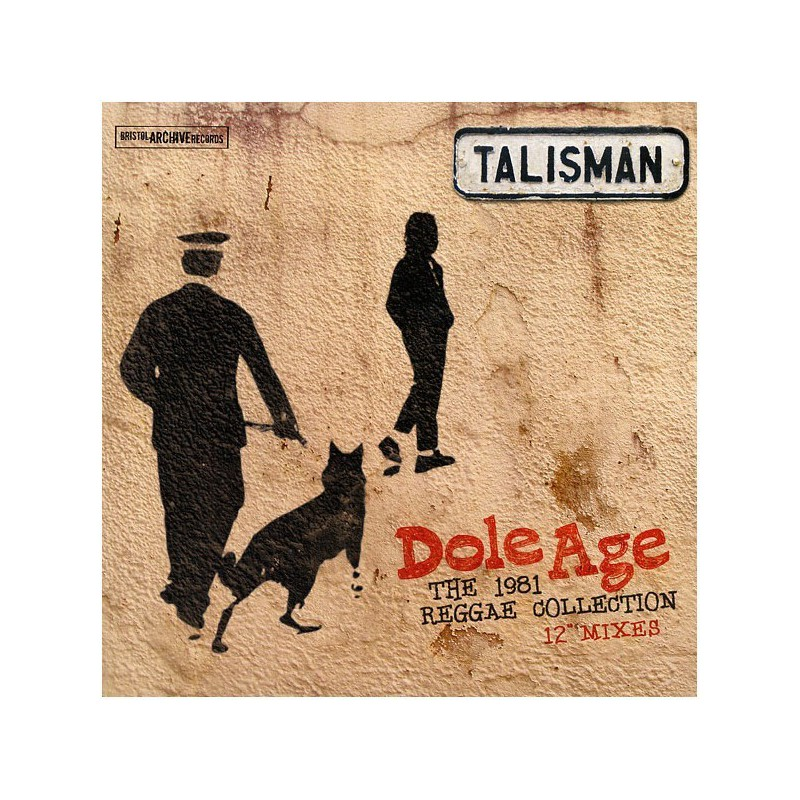 "(LP) TALISMAN - DOLE AGE (12"" MIXES)"