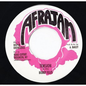 "(7"") BOBBY ELLIS - TENSION"