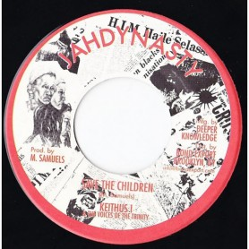 """(7"""") KEITHUS I - SAVE THE CHILDREN"""