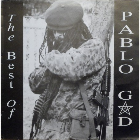 (LP) PABLO GAD - THE BEST OF