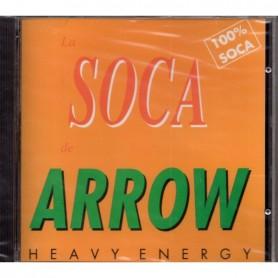 (CD) ARROW - LA SOCA DE ARROW