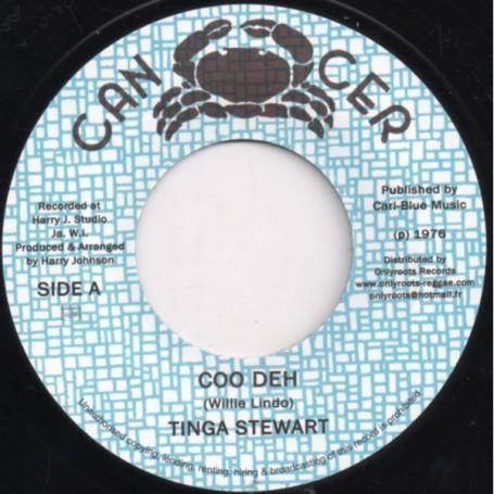 "(7"") TINGA STEWART - COO DEH"