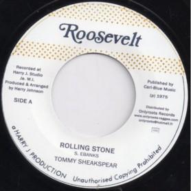 """(7"""") TOMMY SHEAKSPEAR - ROLLING STONE"""
