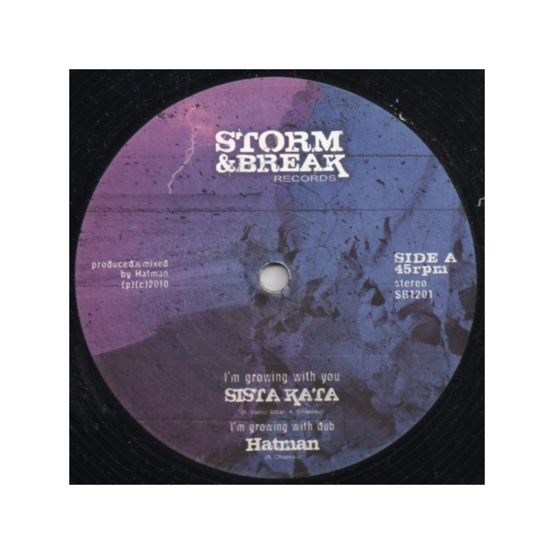 "(12"") SISTA KATA - I'M GROWING WITH YOU"