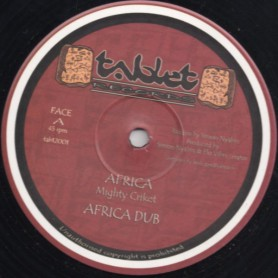 "(12"") MIGHTY CRIKET - AFRICA"